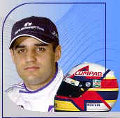 Juan Pablo Montoya - Williams